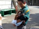 オランウータンの赤ちゃん 2015年4月23日 横浜ズーラシア 30%.jpg